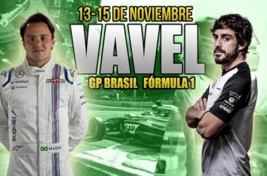 Descubre el Gran Premio de Brasil de Fórmula 1 2015