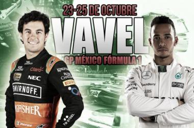 Descubre el Gran Premio de México de Fórmula 1 2015