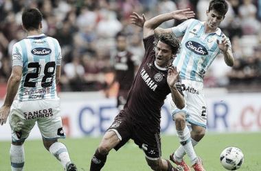 Último enfrentamiento entre ambos. // Foto: Jornada Online.