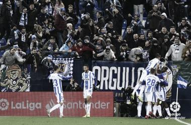 Previa Real Valladolid - CD Leganés: En busca del elixir perdido | Foto: LaLiga Santander