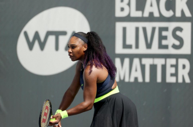 WTA Lexington Day 2 wrapup: Serena, Venus set up showdown; Gauff advances, Stephens upset