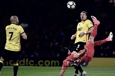 Uno scatto di Watford-Liverpool dello scorso anno. Fonte: http://cf.c.ooyala.com