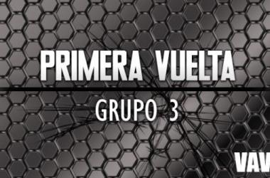 La igualdad reina en el grupo 3 al fin de la primera vuelta. (Fotomontaje: Javi Quiñones | VAVEL).