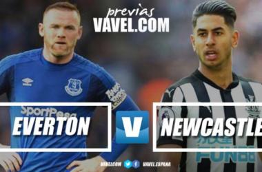 Previa Everton-Newcastle: partido descafeinado