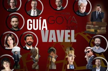 Guía VAVEL de Los Goya 2017 (Montaje: Carlos Martínez)