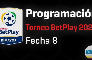 El Torneo BetPlay regresa a la acción: programación de la fecha 8