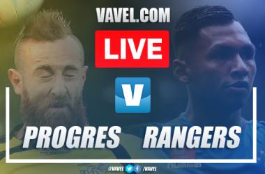 Progres Niederkorn vs Rangers FC: Live Stream and Score Updates (0-0)