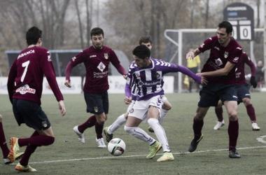 Imagen del encuentro de la pasada temporada | Fuente: Real Valladolid
