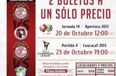 (Foto: Deportivo Toluca).