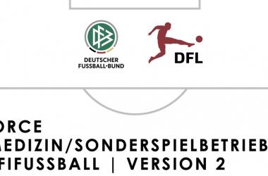 El Protocolo de la Bundesliga, ¿cómo será el reinicio del futbol?