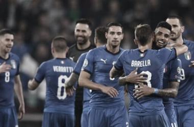 Gols e melhores momentos de Itália 4x0 República Tcheca