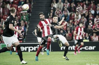 El Athletic coge impulso en Belgrado