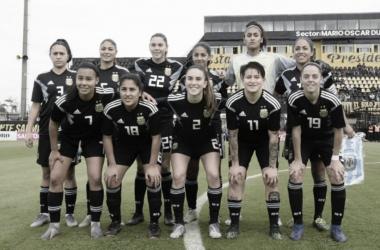 Las jugadoras que representarán a Argentina en Lima