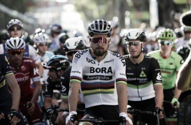 Sagan, il 2018 ripartirà dal Tour Down Under