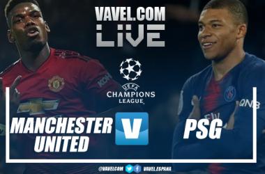 Manchester United-PSG in diretta, live Champions League 2018/2019 (0-2): Kimpembe e Mbappe affondano gli inglesi