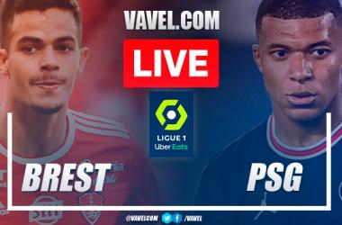 Gols e melhores momentos de Stade Brestois x Paris Saint-Germain (2-4)