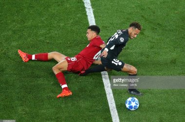 Liverpool prevailed against Paris Saint-Germain at Anfield but struggled in the French capital (Getty Images)
