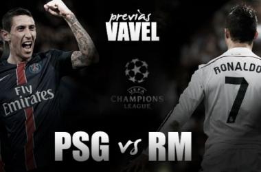 Paris Saint Germain- Real Madrid: el primer compromiso serio en Europa