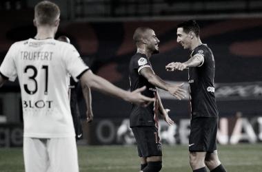 PSG supera Rennes e embala oitava vitória seguida na Ligue 1