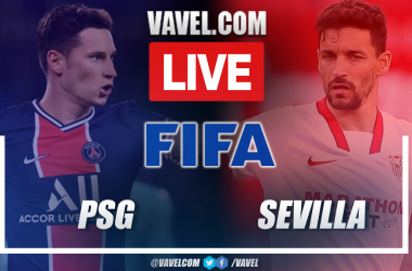Highlights and goals: PSG 2-2 Sevilla in Friendly Match