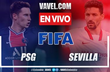 Resumen y goles: PSG 2-2 Sevilla en partido amistoso