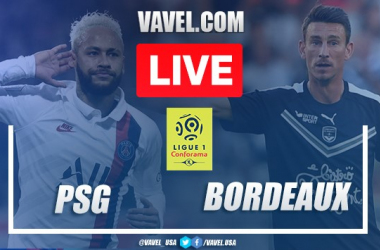 Goals and Highlights: PSG 4-3 Bordeaux, 2020 Ligue 1