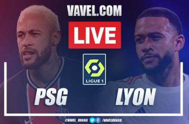 Gol e melhores momentos de PSG x Lyon (0-1)
