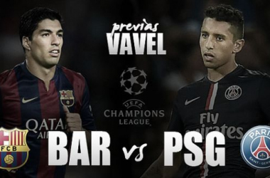 Résultat FC Barcelone - Paris Saint Germain Champions League 2015 (2-0)