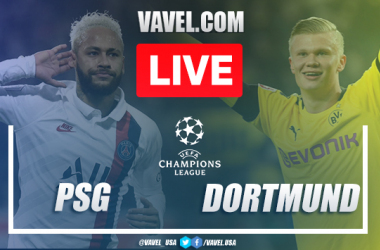 Highlights and Goals: PSG 2-0 Dortmund in 2020 Champions League