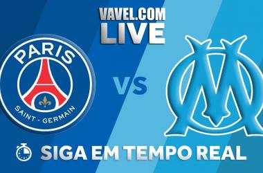 Resultado Paris Saint-Germain x Olympique de Marseille pela Ligue 1 2017-18 (3-0)
