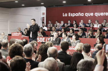 """""""Unidad, diálogo y legalidad"""" ha sido la dinámica de este Comité Federal del PSOE"""