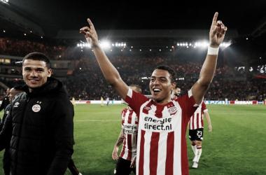 PSV passa fácil pelo BATE Borisov e garante vaga na fase de grupos da Liga dos Campeões