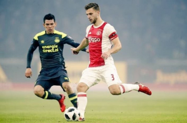 PSV vs Ajax | Foto: Getty