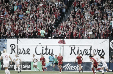 The Portland Thorns thrilled their sold-out stadium tonight | Source: timbers.com
