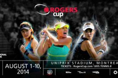 Análisis del cuadro WTA de la Rogers Cup de Montreal