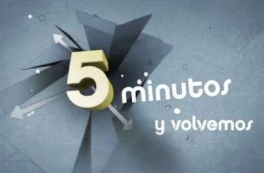 """Cortinilla """"Volvemos en 5 minutos"""" de Neox. (Foto: youtube.com)."""
