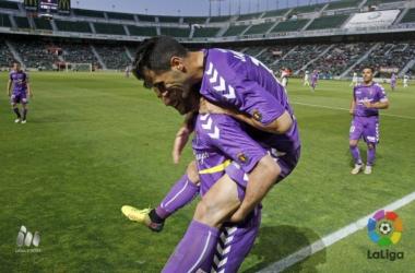 El Real Valladolid consigue la permanencia