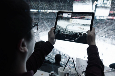 Rastreo de jugadores y puck será parte de la NHL la siguiente temporada | Foto: NHL.com