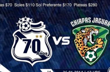 Puebla - Chiapas: 3 puntos de oro