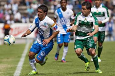 Puebla - Santos: A seguir el camino