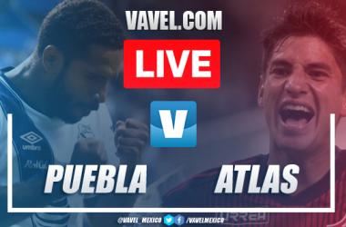 Goals and highlights Puebla 0-1 Atlas, 2019 Liga MX