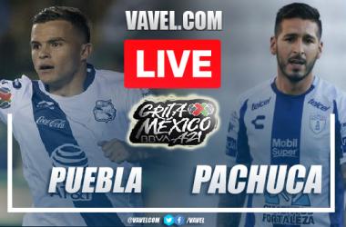 Goals and Highlights: Puebla 1-2 Pachuca in Liga MX