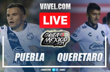 Goals and Highlights: Puebla 1-0 Queretaro in Liga MX 2021