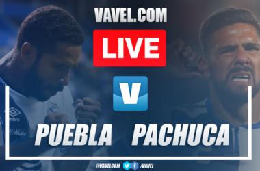 Goals and Highlights: Puebla 0-4 Pachuca, 2019 Liga MX
