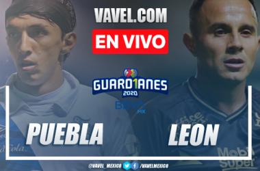 Resumen y goles Puebla 2-1 León Liga MX 2020