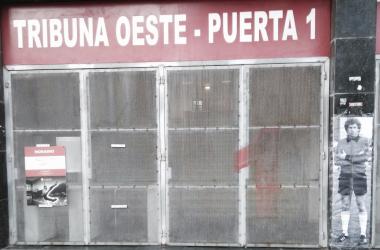 Inauguración de la puerta 'Jesús Castro'