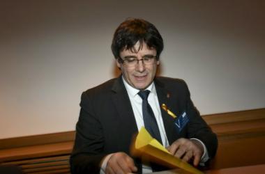 Puigdemont, detenido. ¿El final del 'procés'? | Foto: PdCAT