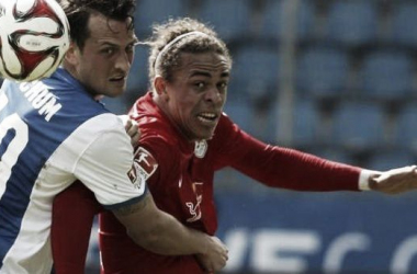 Yussuf Poulsen linked with Mönchengladbach switch