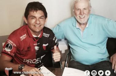 Foto: Web Oficial Colón