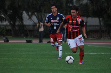 CD Lara dominó al Atlético Venezuela